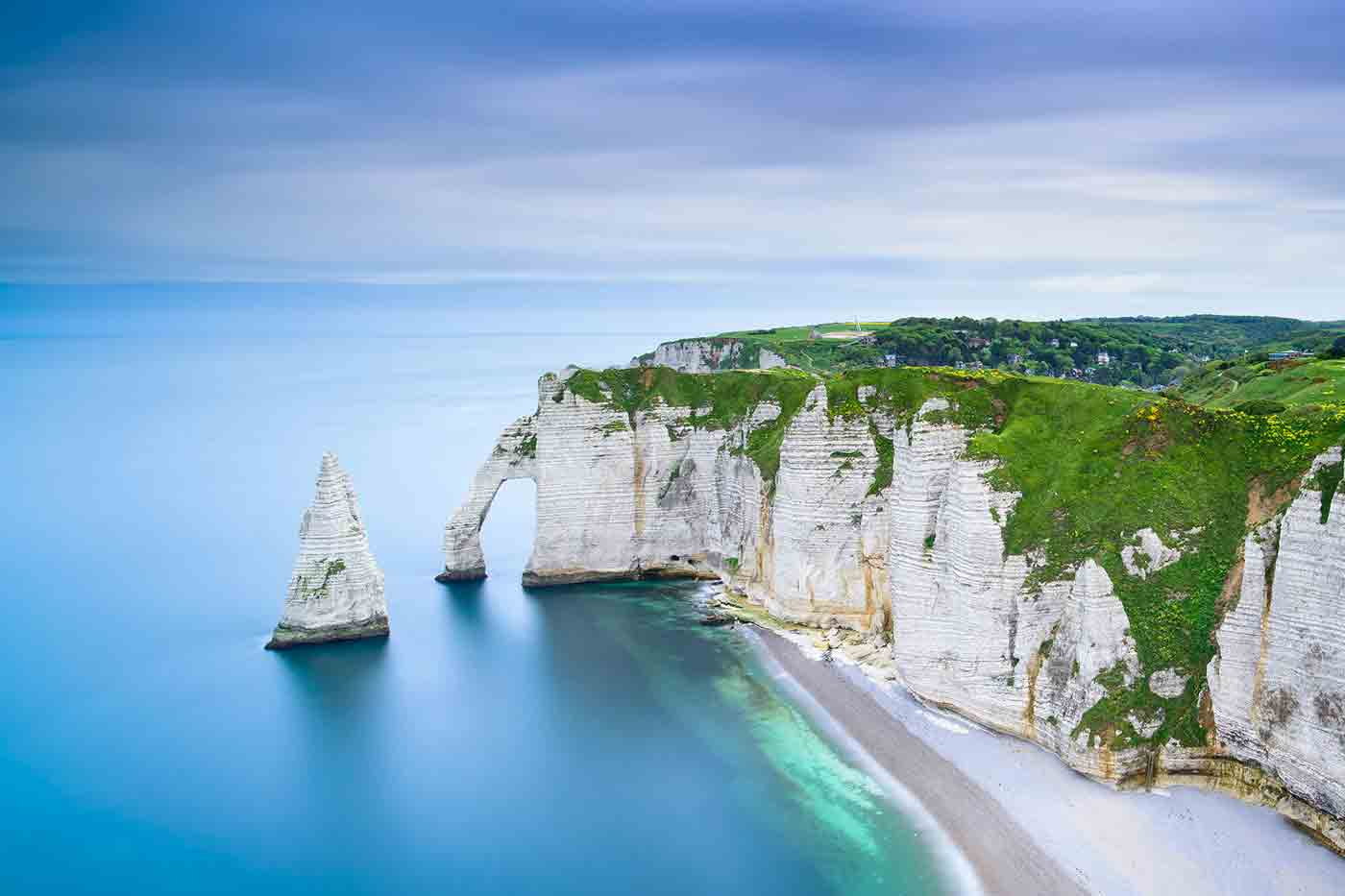 8d Paris To Normandy Scenic Travel