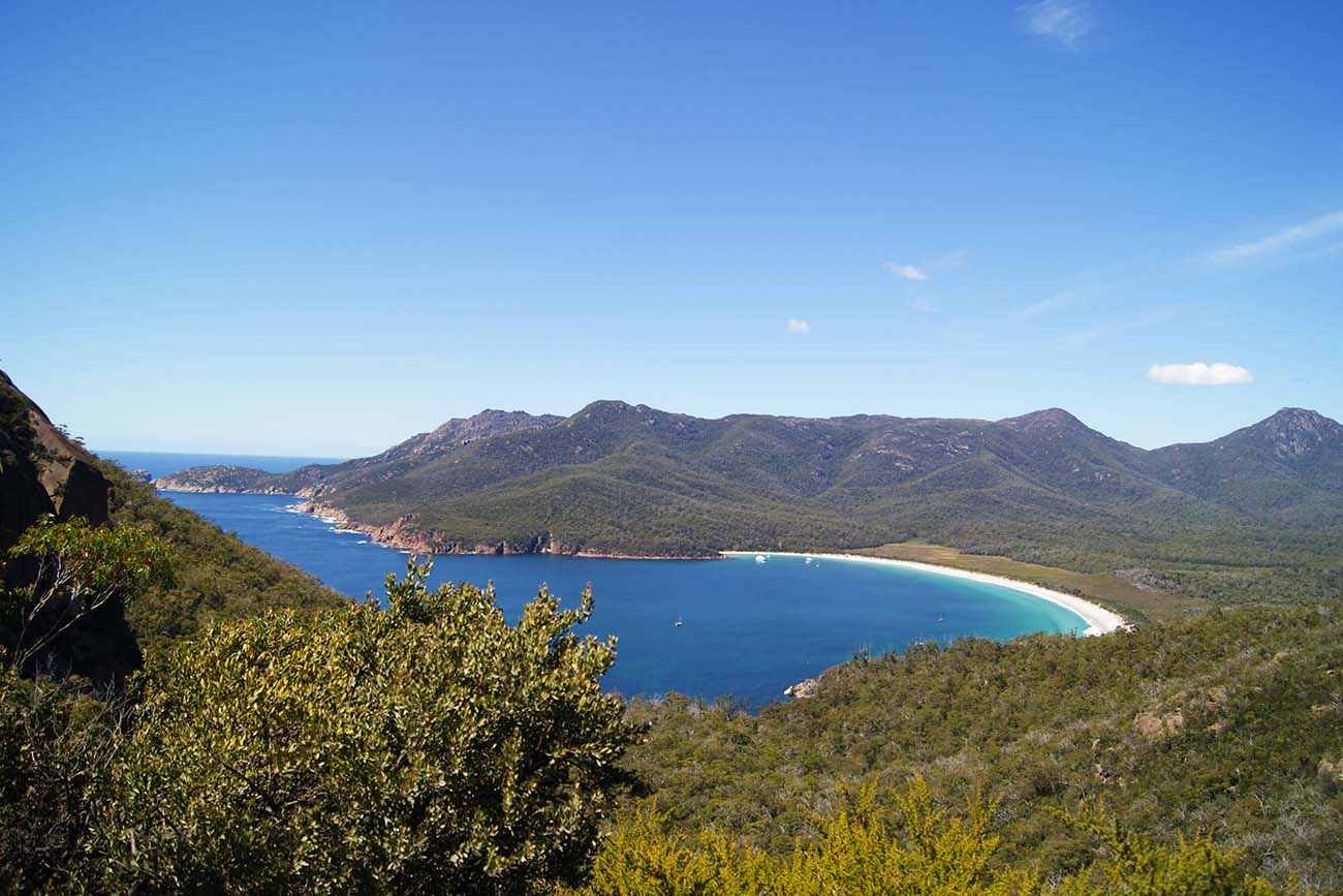 7d Tasmania Scenic Travel
